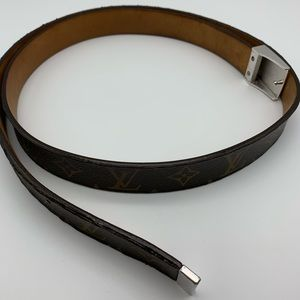 💯Auth Louis Vuitton Unisex Belt